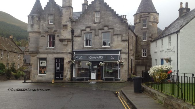 Campbells in Falkland