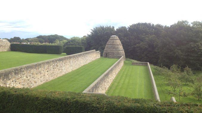 Aberdour Castle Dovecote
