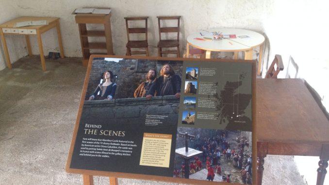 Aberdour Castle Scenes