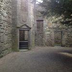 Craigmillar Castle Doorway