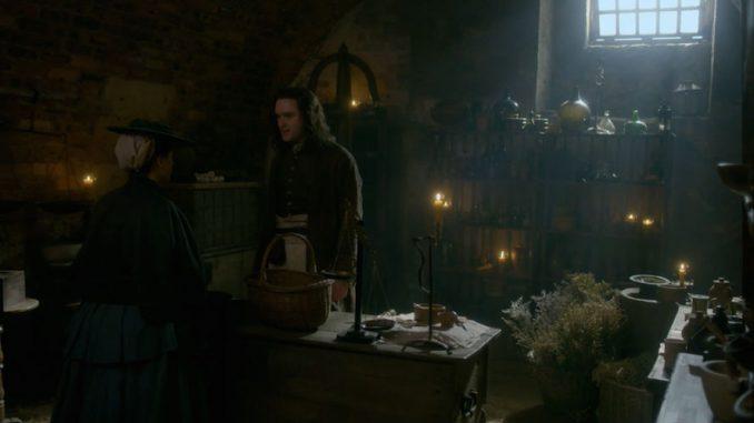 Outlander apothecary