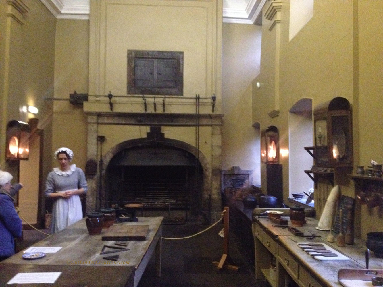 Callendar House Kitchen