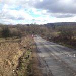 Approaching Finnich Glen