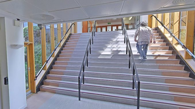 Pathfoot Building, University of Stirling