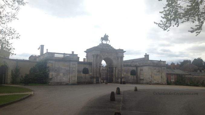 Wilton House Entrance