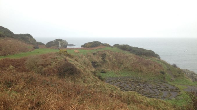 Dunure Cliff Top
