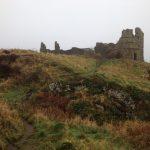 Dunure Castle Path