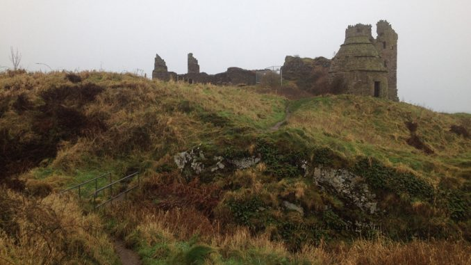 Dunure Castle Path
