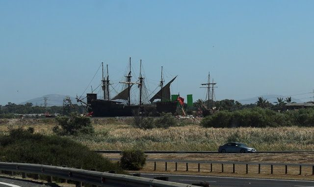 Cape Town Studios - Boat