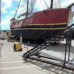 Outlander ship