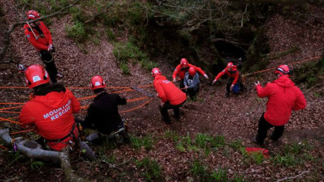 Devils Pulpit Rescue