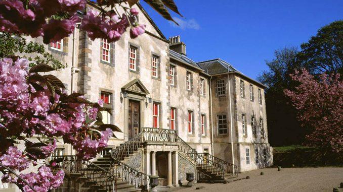Newhailes House