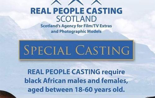Casting Call Outlander Season 4
