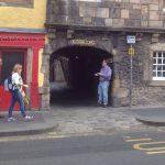 Bakehouse Close Entrance