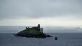 Outlander island