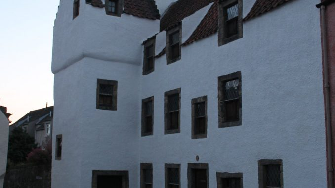 Culross - Geillis's House