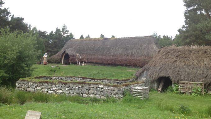 Mackenzie village