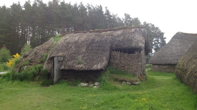 Highland Cottages