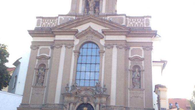 Vojenský kostel svatého Jana Nepomuckého