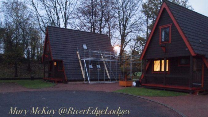 River Edge Lodges - hero lodges