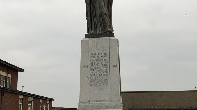 Troon War Memorial