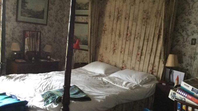 Hunterston House Bedroom