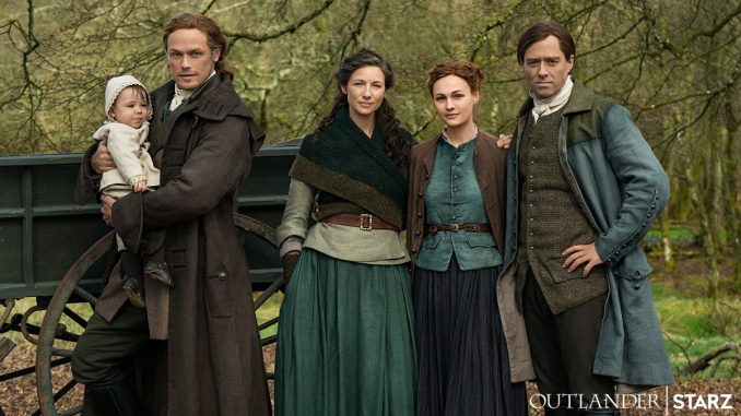 Outlander Actors