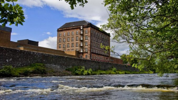 Deanston Distillery Building