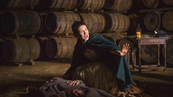 Deanston - Outlander scene