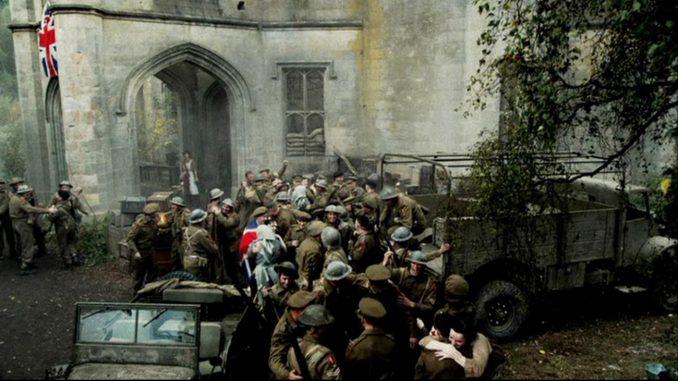 Dunmore House - Outlander scene