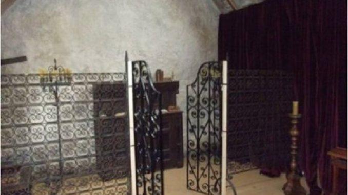 Preston Mill - Witchcraft Court Anteroom