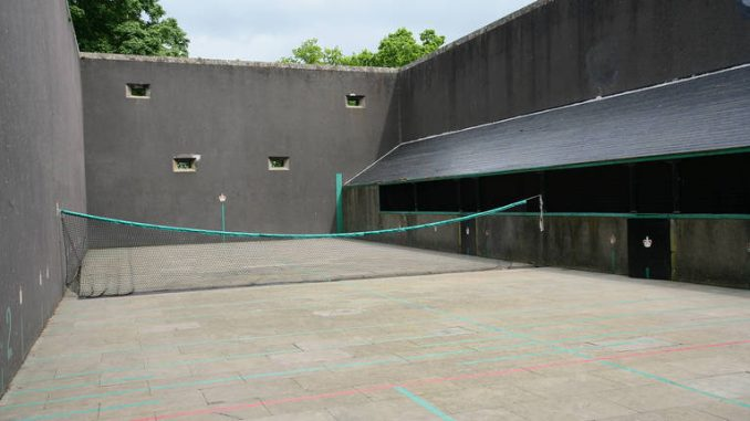 Falkland Palace Tennis Court