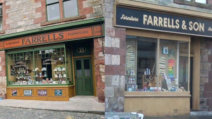 Farrells Falkland Outlander