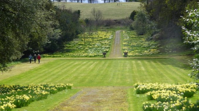 Hopetoun House Garden