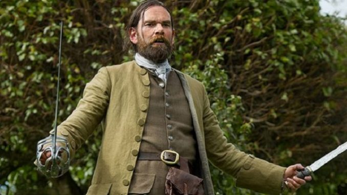 Murtagh in France