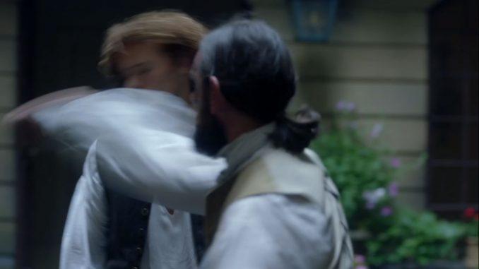 Murtagh punches Jamie
