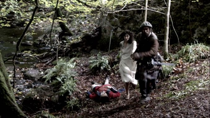 Murtagh saves Claire