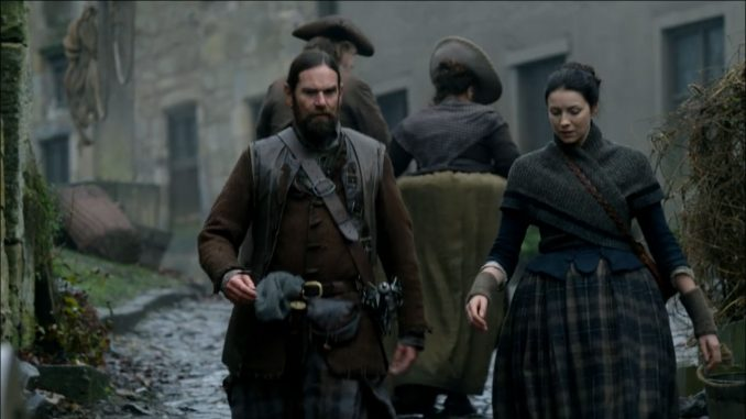 Murtagh accompanies Claire