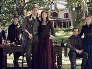 Outlander - Frasers family