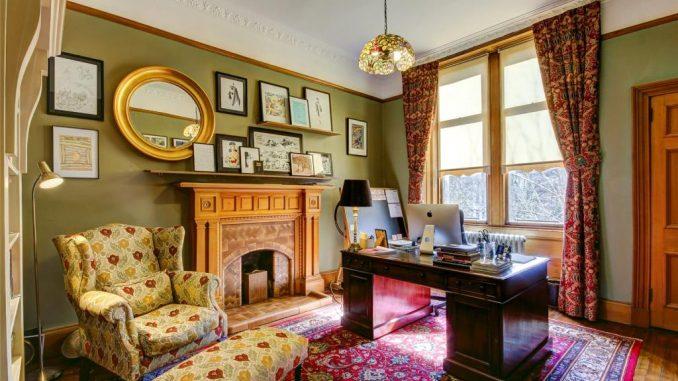 Dowanside Road - office room
